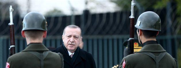 Erdogan und zwei