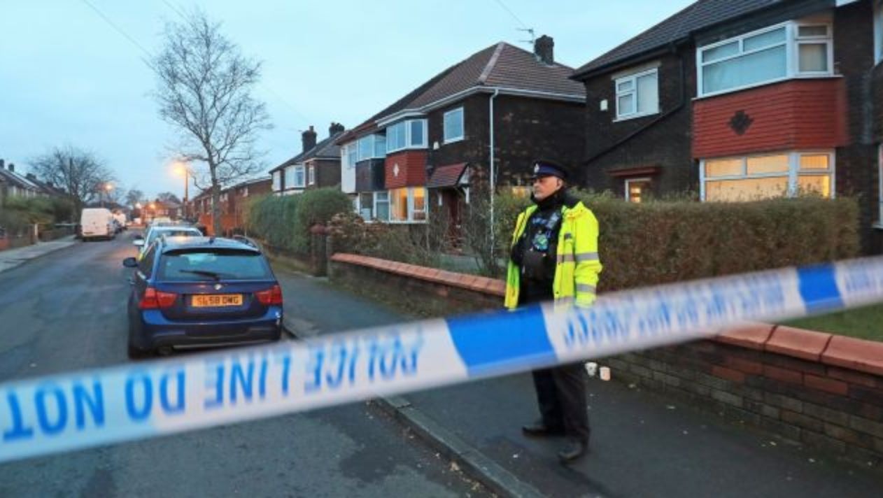 Police dig up Stockport garden after woman says she killed man