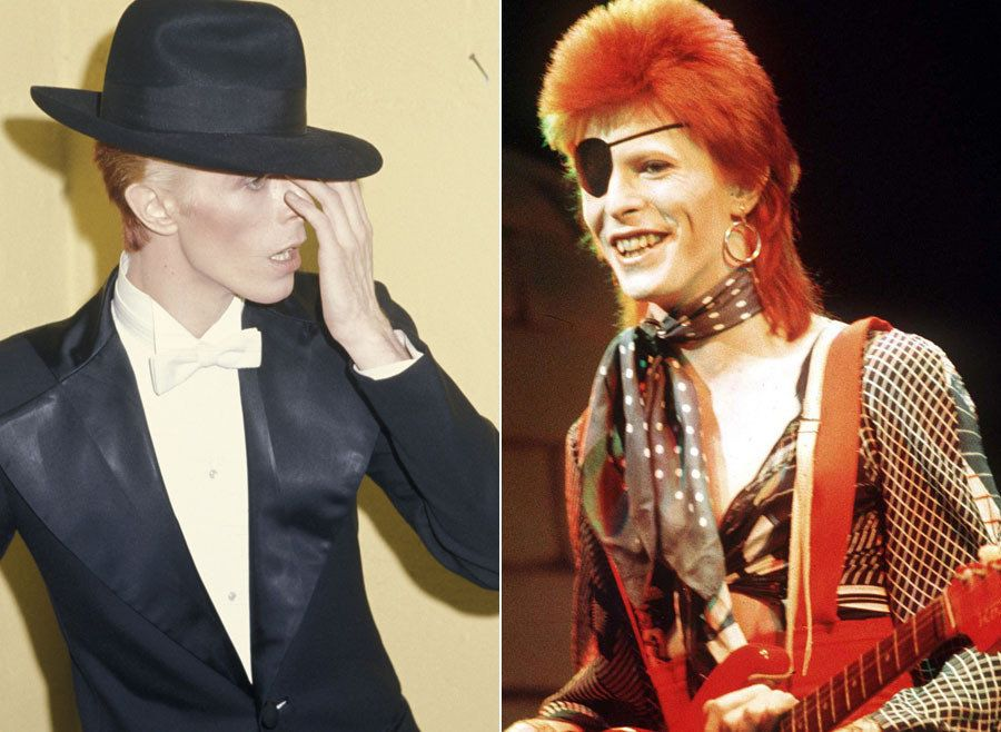 Remembering David Bowie With 10 Of His Most Memorable