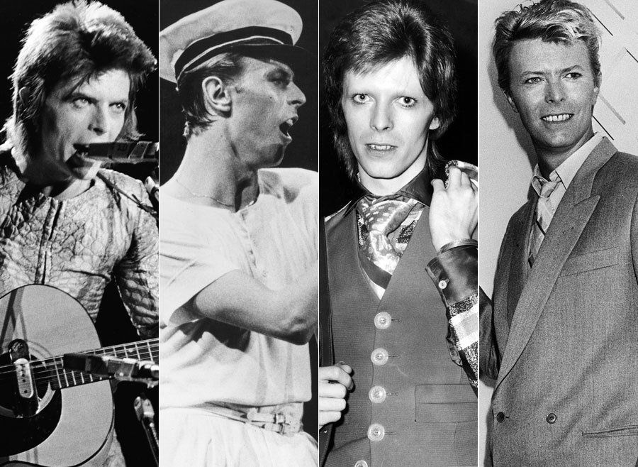 70 Rare And Beautiful Pictures Of The Late, Great David Bowie