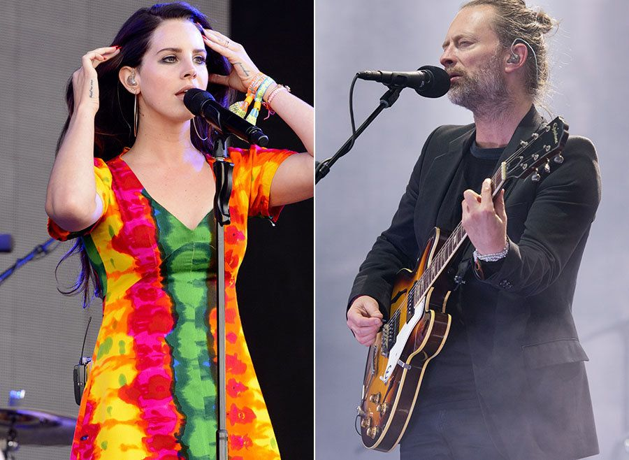 So, Is Lana Del Rey Being 'Sued' By Radiohead Over Her Track 'Get Free', Or Isn't