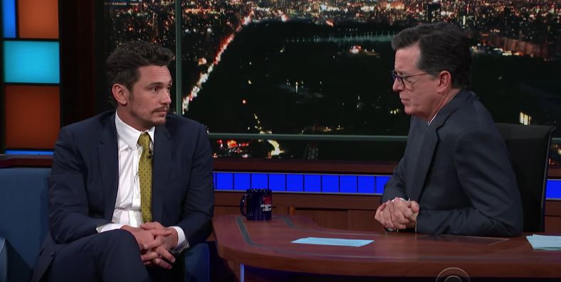 James Franco Addresses Sexual Misconduct Allegations Following Golden Globes 'Time's Up'