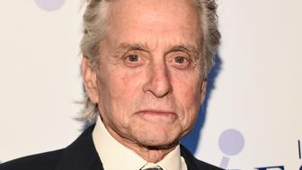 NEW YORK, NY - NOVEMBER 28:  Actor Michael Douglas attends the 2017 Israel Cancer Research Fund Gala at The Ziegfeld Ballroom on November 28, 2017 in New York City.  (Photo by Daniel Zuchnik/Getty Images)