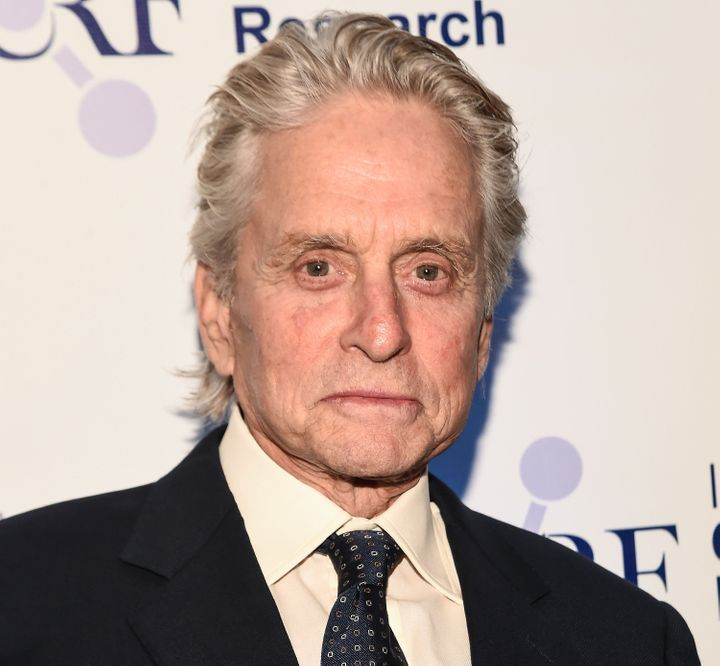 "Michael Douglas said the accusations ""can have a large effect on my career."""
