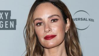 LOS ANGELES, CA - NOVEMBER 13:  TV Personality Catt Sadler attends NBCUniversal's press junket at Beauty & Essex on November 13, 2017 in Los Angeles, California.  (Photo by Paul Archuleta/FilmMagic)