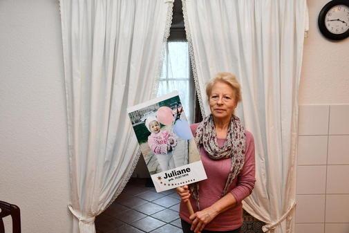 Vor 40 Jahren beerdigte sie ihre Tochter - nach einem anonymen Anruf will sie das Grab wieder