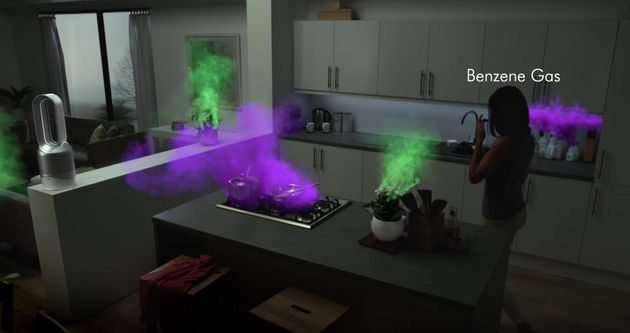 Dyson Advert Banned For Implying Indoor Air Pollution Is More Harmful Than Outdoor Air