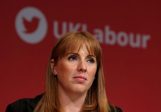 Labour's Shadow Education Secretary Angela