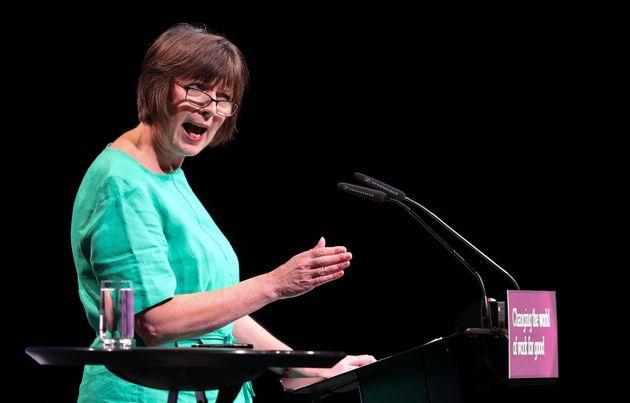 TUC General Secretary Frances O'Grady says Britain needs a pay