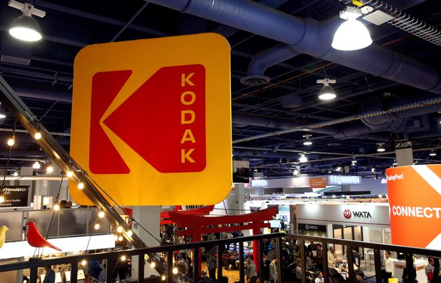 Kodak's Stock Soars Over 100% After It Announces Its First