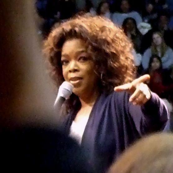 <em>Oprah Winfrey</em>