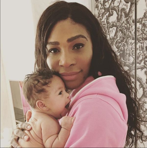 Serena Williams Talks About The Terrifying Complications She Faced After Giving Birth