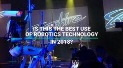 Is This The Best Use Of Robotics Technology In