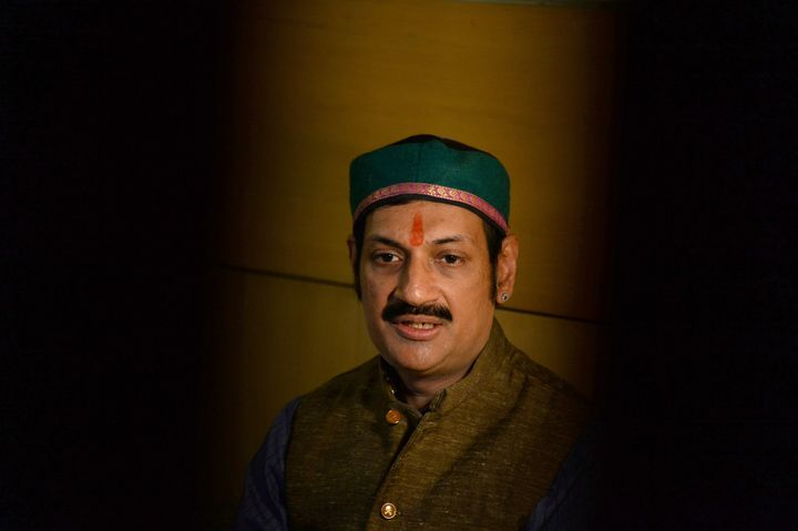 Prince Manvendra Singh Gohil came out as gay to his family more than a decade ago.