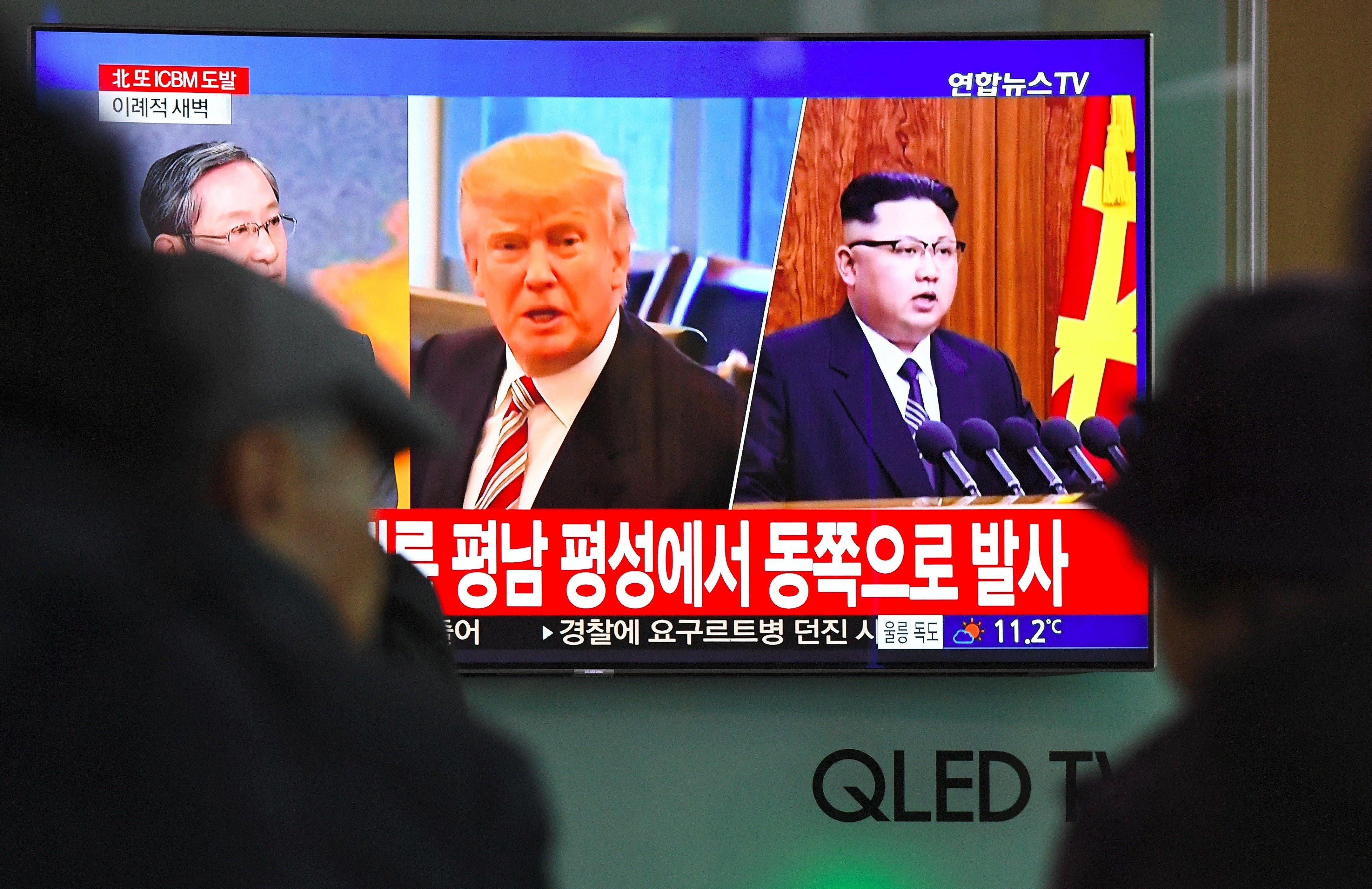 Ο Τραμπ δηλώνει «ανοιχτός» σε συνομιλίες με τη Βόρεια