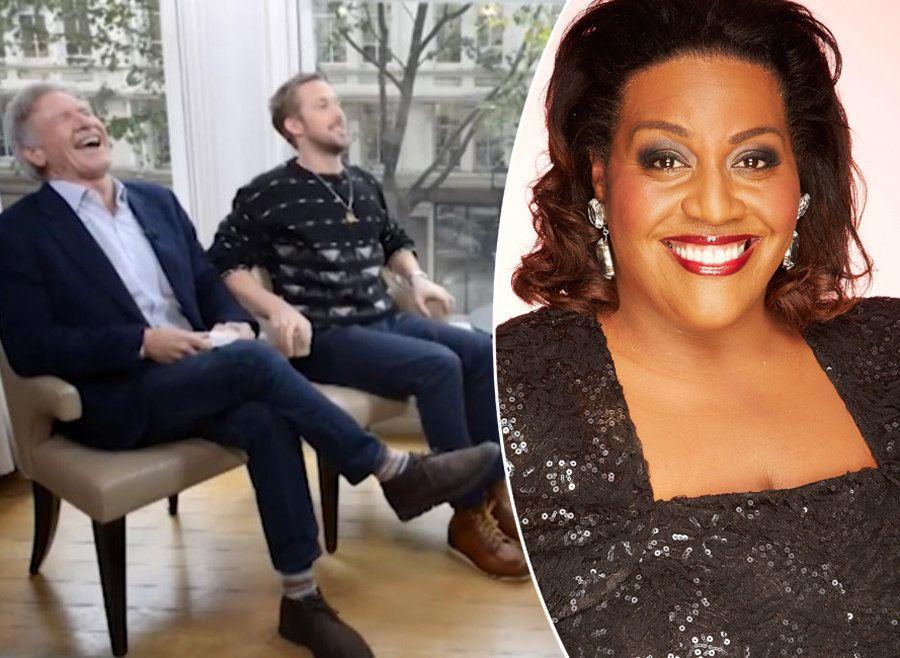 Exclusive: How Alison Hammond Created 2017's Most Viral Moment By Complete