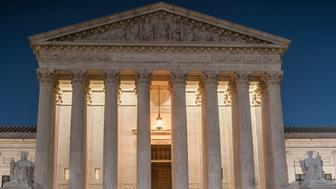 Supreme Court Building, Washington D.C.