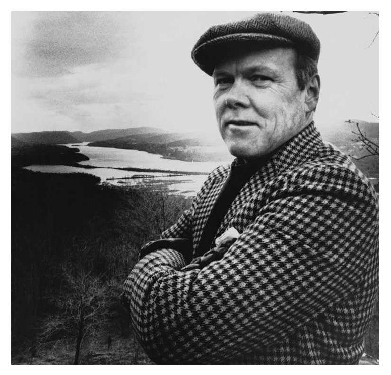 Bob Boyle founder of Hudson Riverkeeper. Courtesy of Waterkeeper Alliance