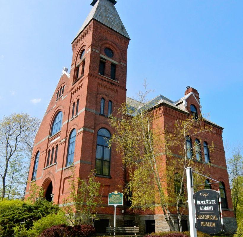 Black River Academy, Ludlow VT