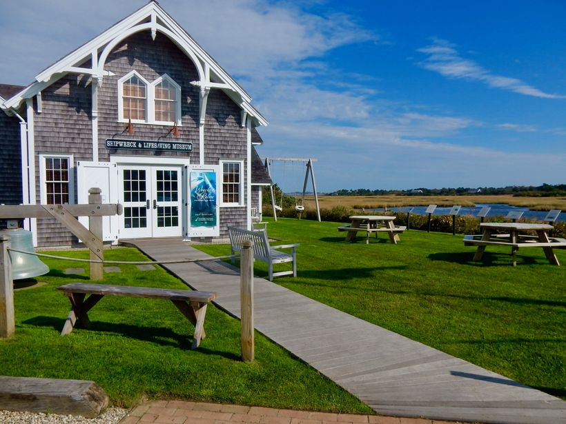 Shipwreck and Lifesaving Museum, Nantucket MA