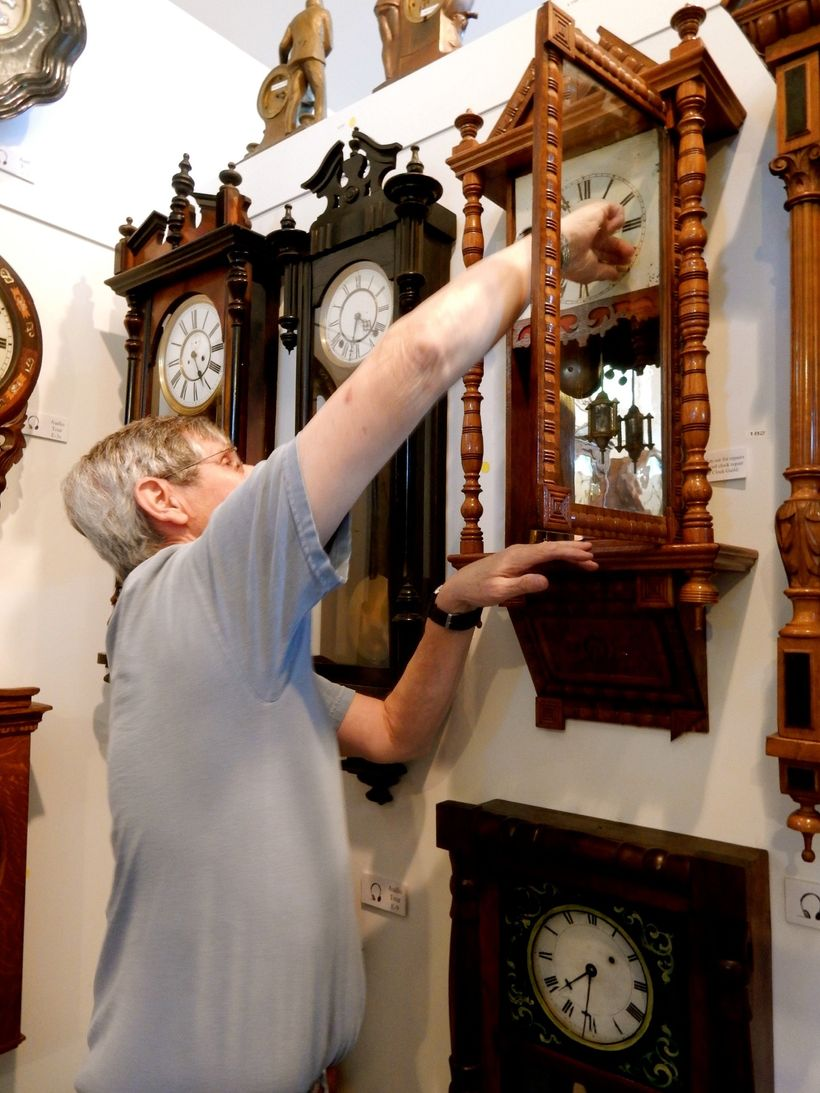 Spinney Clock Museum, Port Jefferson NY