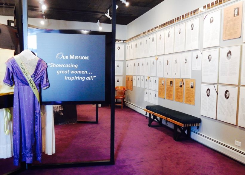 National Women's Hall of Fame, Seneca Falls NY