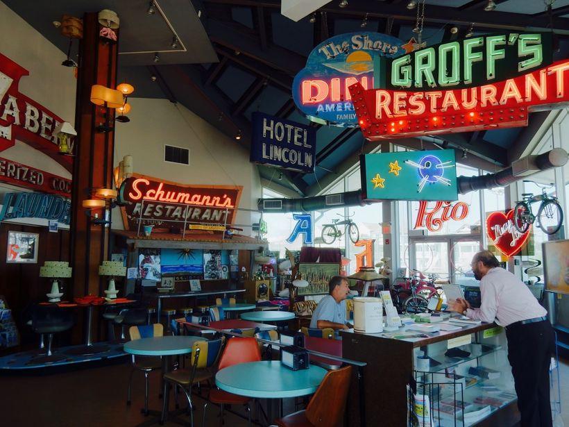 Doo Wop Experience Museum, Wildwoods NJ
