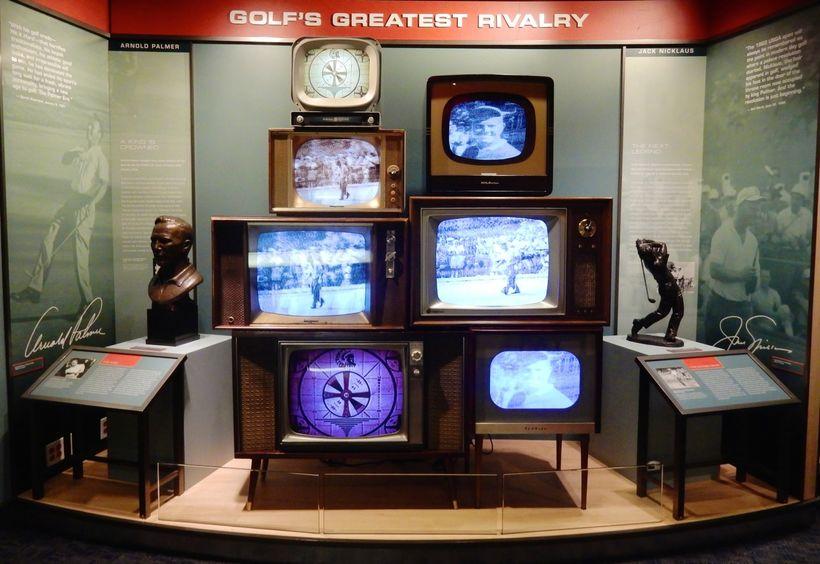 USGA Museum, Far Hills NJ