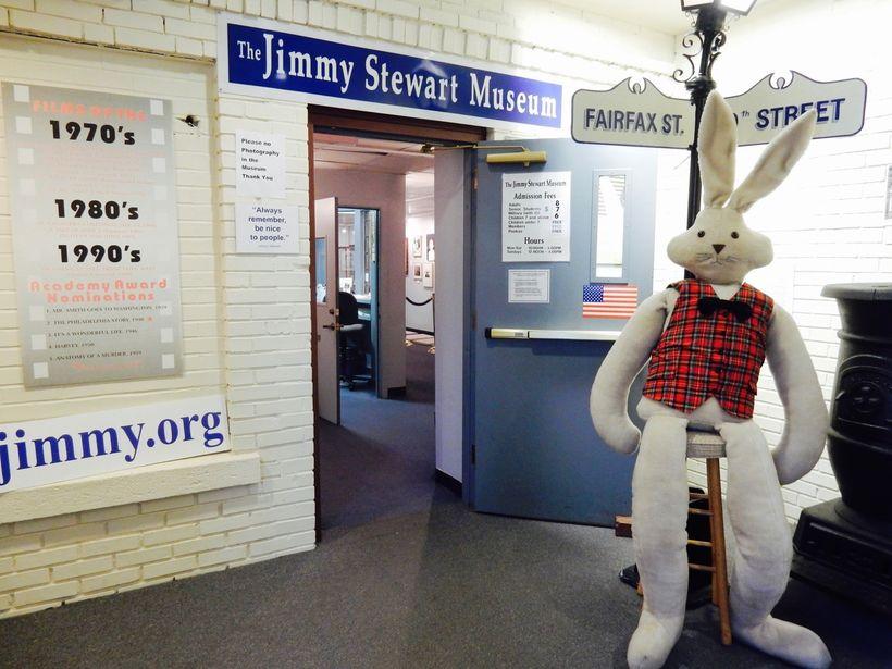 Jimmy Stewart Museum, Indiana PA
