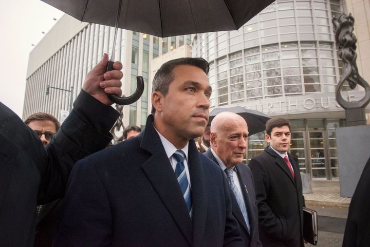 Former Rep. Michael Grimm is trying to reclaim his seat after pleading guilty to felony tax evasion in 2014.