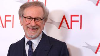 Director Steven Spielberg poses at the AFI AWARDS 2017 luncheon in Los Angeles, California, U.S., January 5, 2018. REUTERS/Mario Anzuoni
