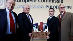 Brexiteers Mocked For Attempt To Impress EU With Hamper Of 'British'