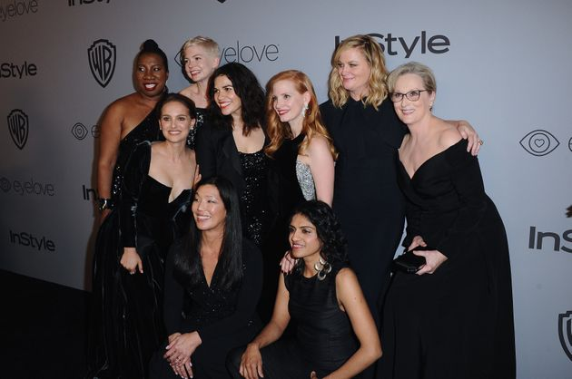 Attendees of 2018 Golden Globes on Jan. 8 wore black to protest sexual harassment in Hollywood. The author...