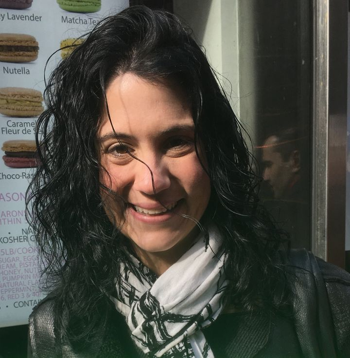 Erica Vladimer, 31, is leading the charge against sexual harassment in New York's Capitol.