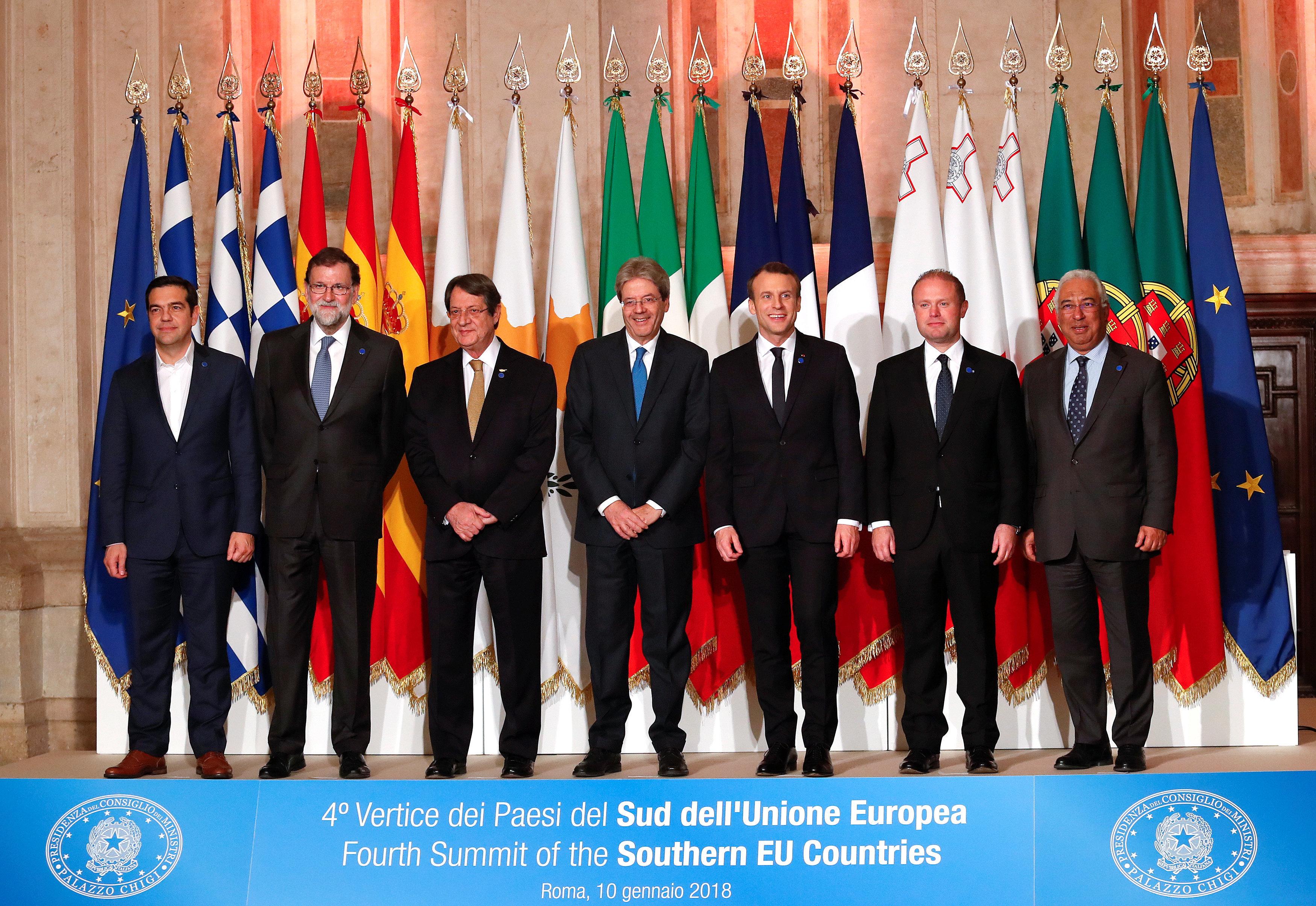 Σύγκλιση σε τρεις άξονες στην 4η Ευρωμεσογειακή