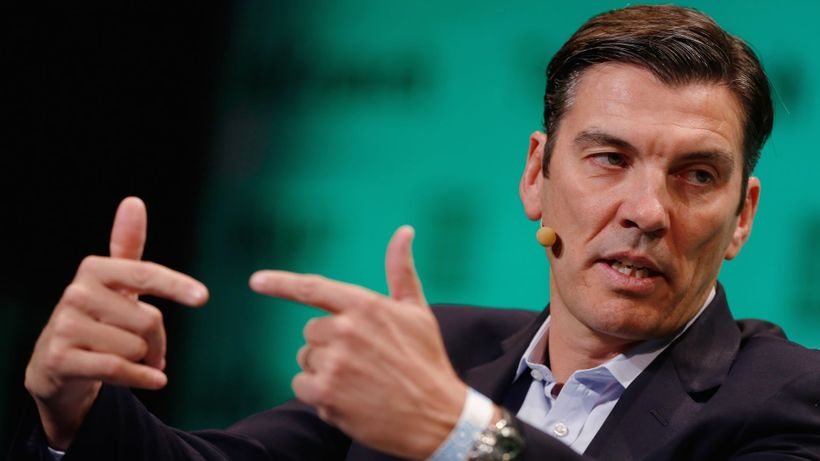 Oath CEO, Tim Armstrong