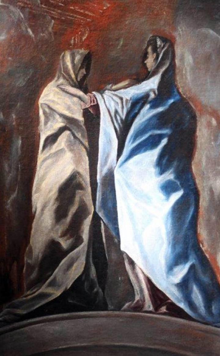 Η «(Θεία) Επίσκεψη» ίσως είναι ένας άγνωστος πίνακας του Ελ Γκρέκο – διχάζονται οι ειδικοί