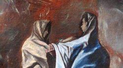Η «(Θεία) Επίσκεψη» ίσως είναι ένας άγνωστος πίνακας του Ελ Γκρέκο – διχάζονται οι