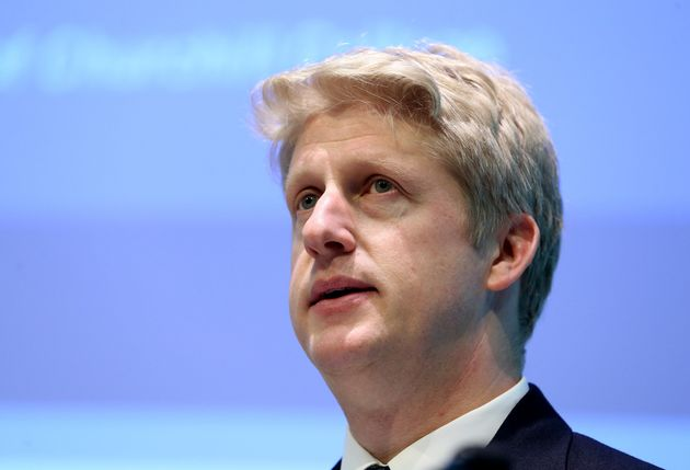 Jo Johnson Slams May's Former Aide After Attack On Justine