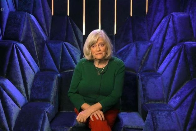 Here's a sentence we never imagined writing: Ann Widdecombe's hair was cut and styled by Khloe Kardashian's...
