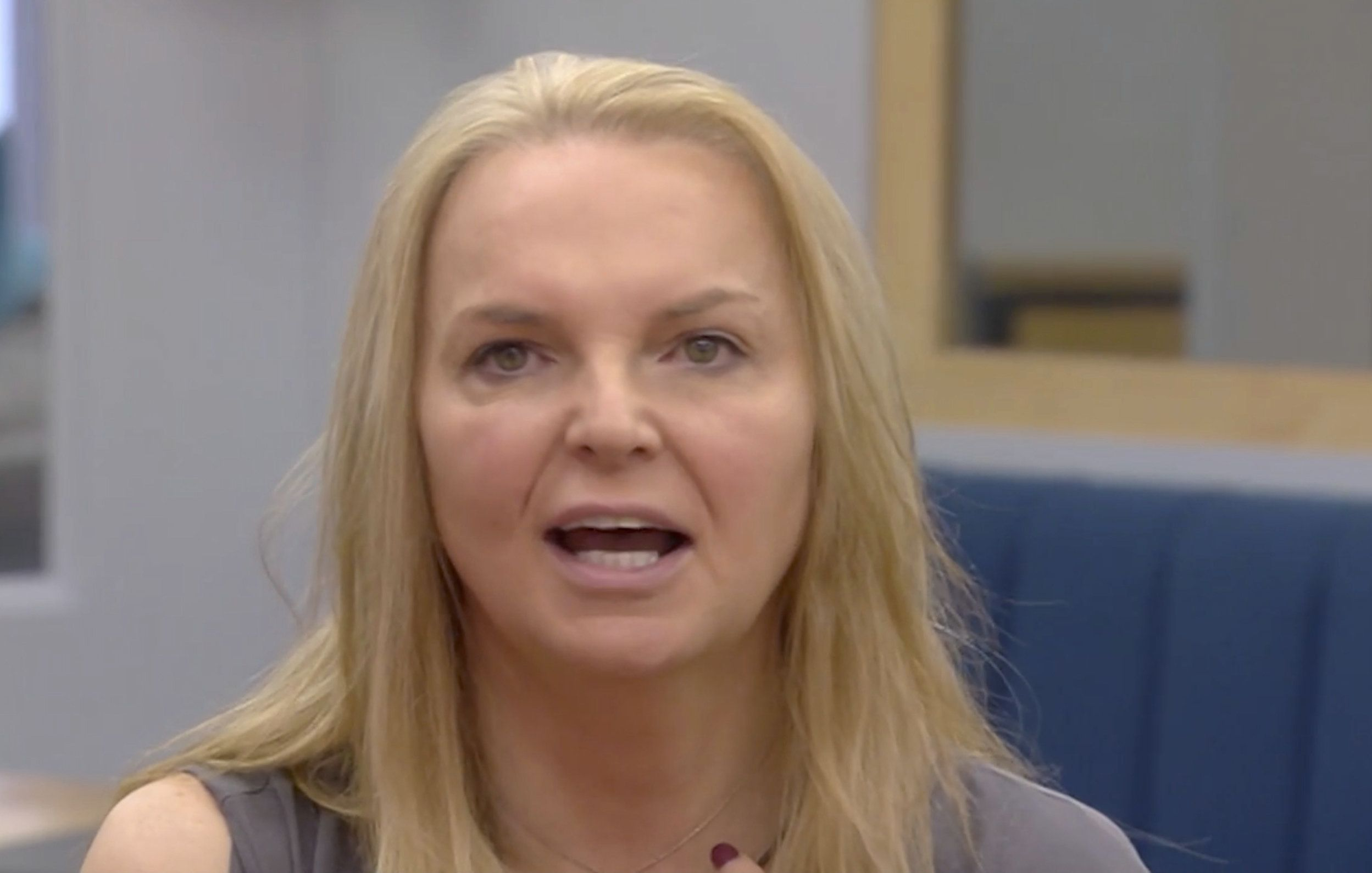 Celebrity Big Brother's India Willoughby Stuns Housemates With Alien Abduction