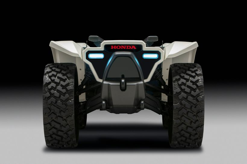 Essentially a robotic ATV, the 3E-D18 is a CES idea that's grounded in reality. The D18  is electric and can be used for many