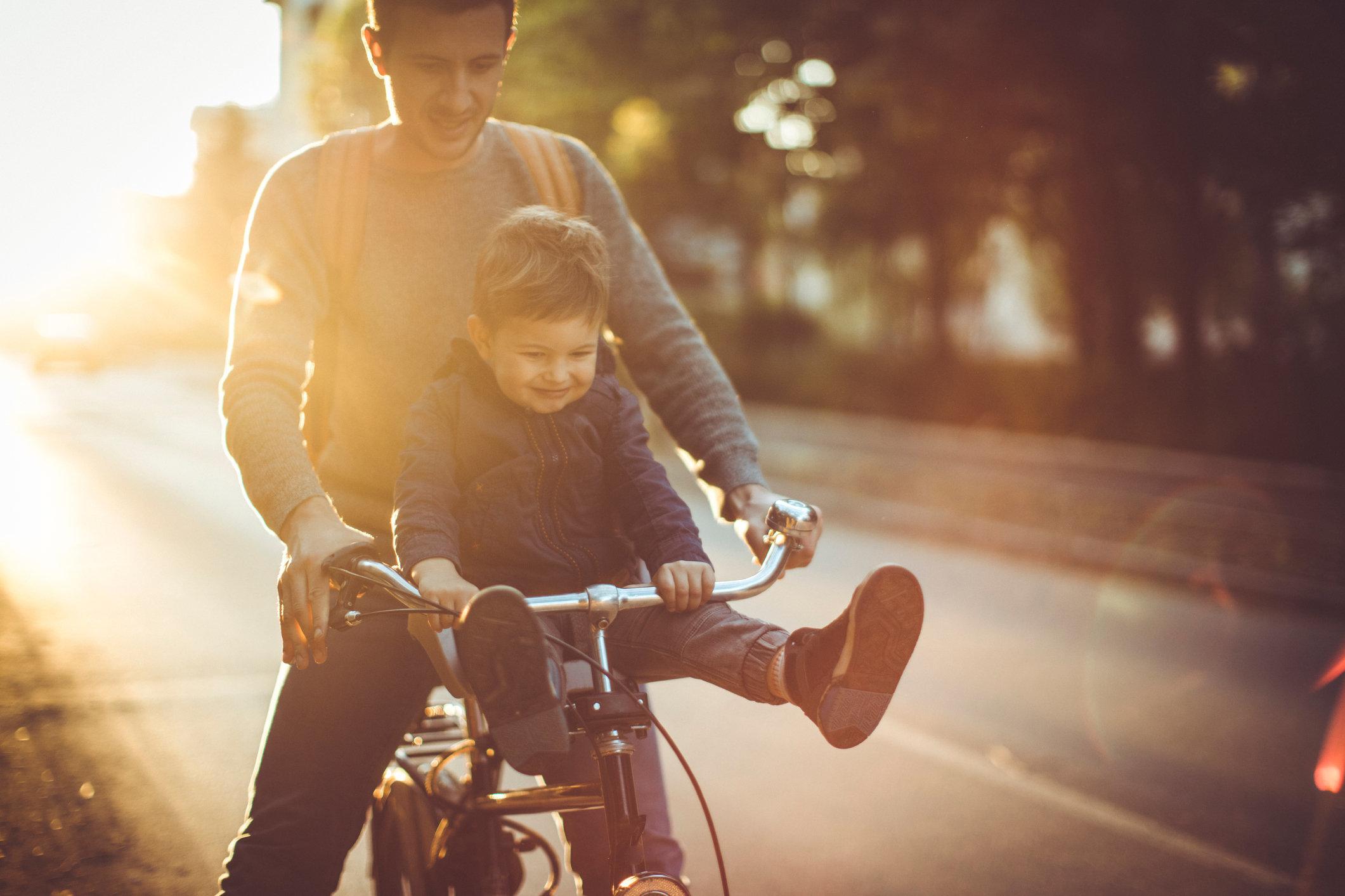 Ein ganzes Land hat sich verändert, weil Eltern ihre Kinder heute anders