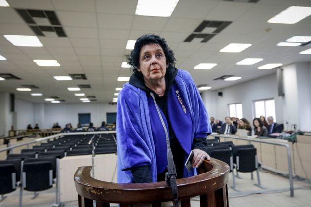 Η κατάθεση της Λιάνας Κανέλλη στη δίκη της Χρυσής