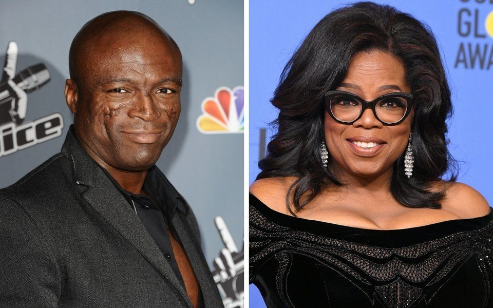 Singer Seal Accuses Oprah Of Knowing About Weinstein Rumors 'For