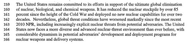 Exclusive: Here Is A Draft Of Trump's Nuclear Review. He Wants A Lot More