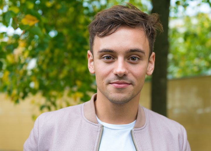 Tom Daley has not commented publicly on the photos.
