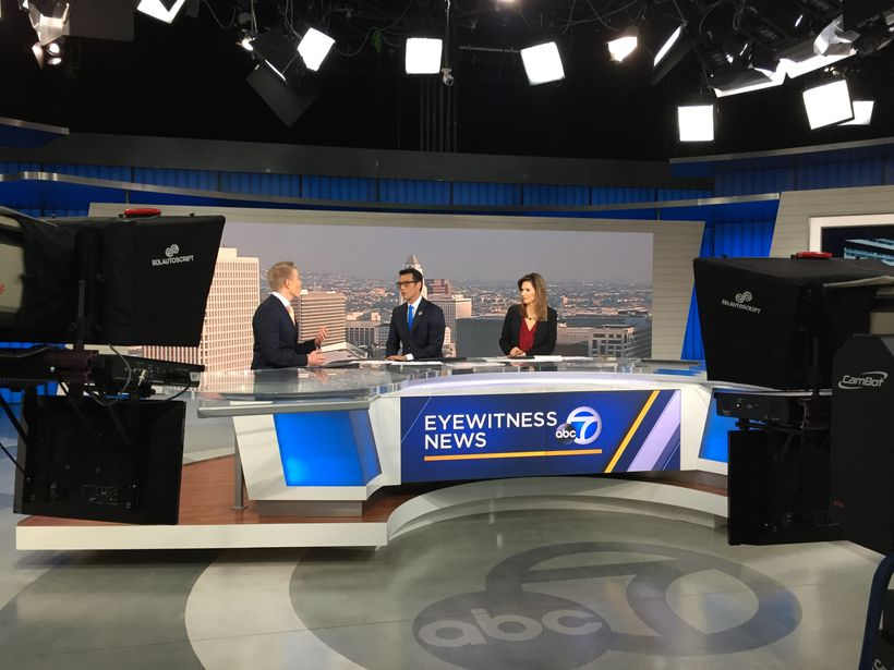 Los Angeles Financial Advisor David Rae on the ABC 7 news sharing how to maximize your pension with their viewers.