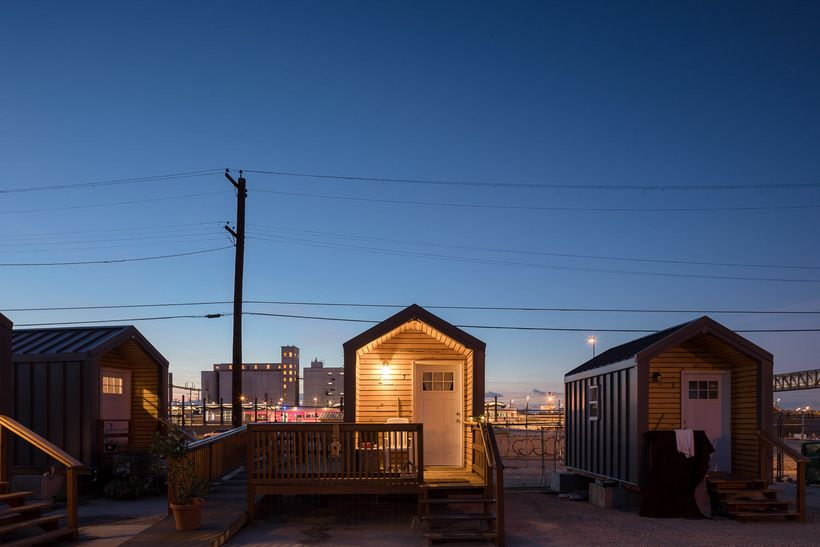 Tiny Homes For Denver S Homeless Huffpost