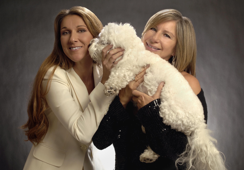 Celine Dion & Barbra Streisand ile ilgili görsel sonucu